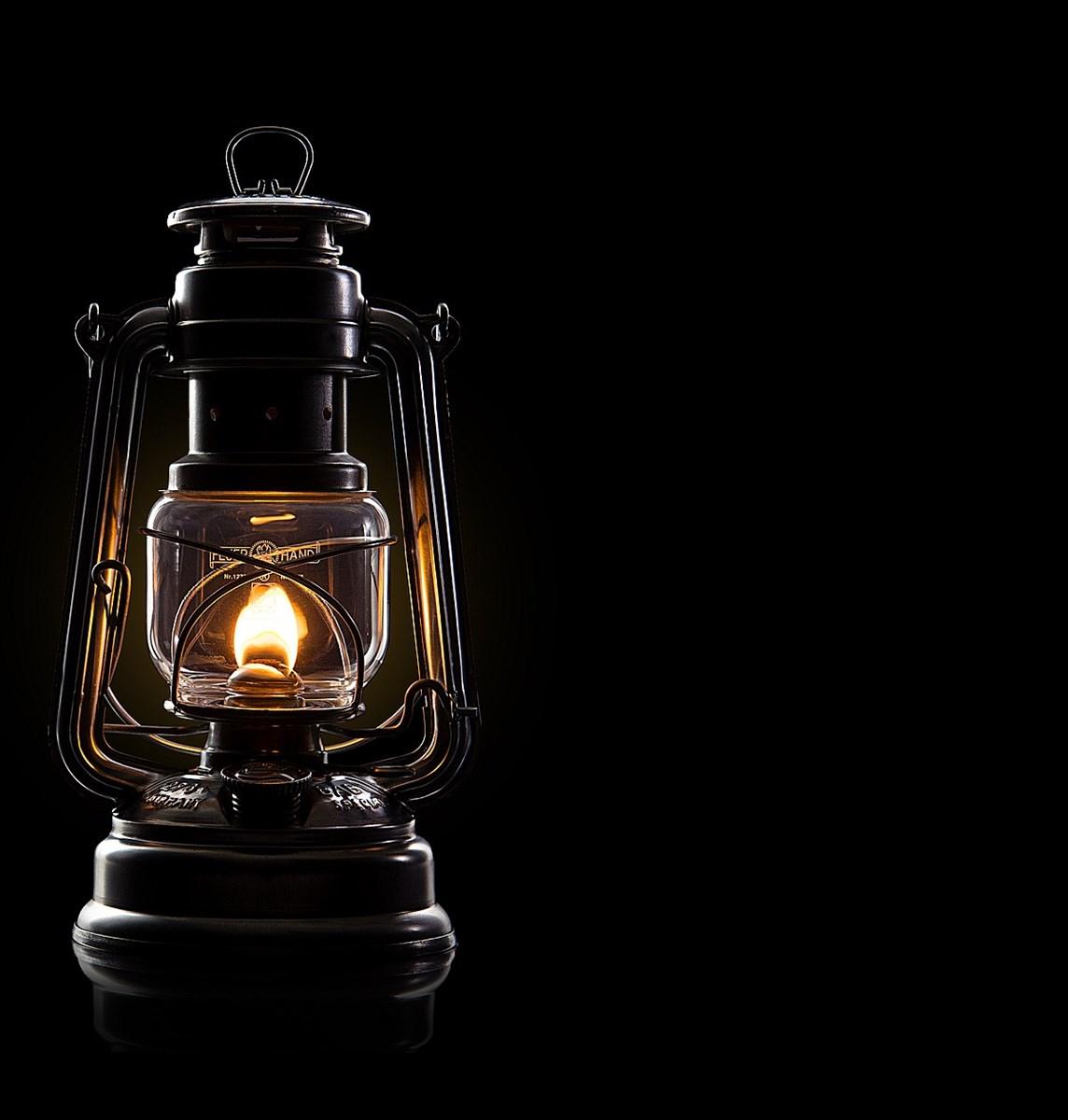 Feuerhand Hurricane Lantern Storm Lamp Camping Lamp ...