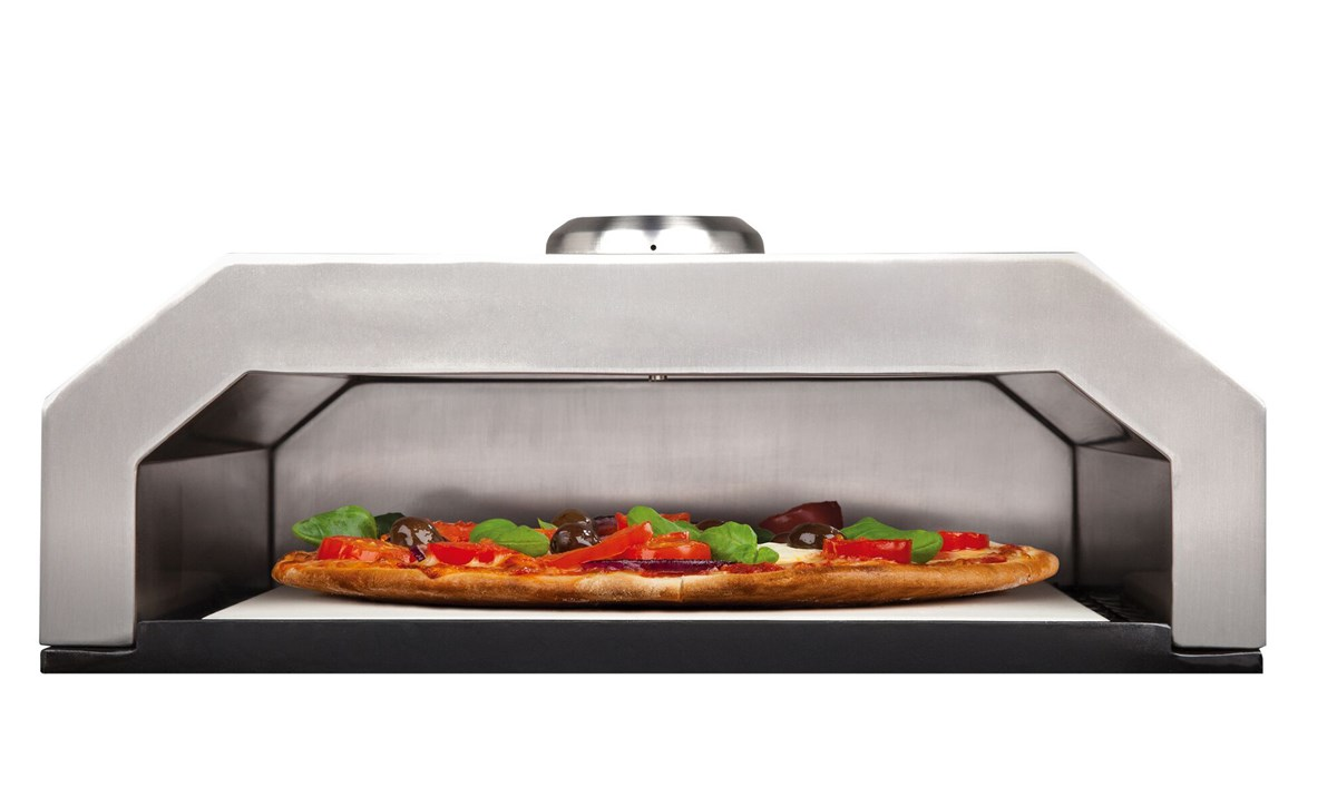 firebox pizza oven outdoor portable oven stone baked gas grill pizza oven bbq ebay. Black Bedroom Furniture Sets. Home Design Ideas