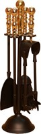 Fireplace Companion Set Various Colours and Sizes