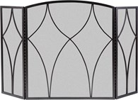 Fireplace Screen Fire Guard