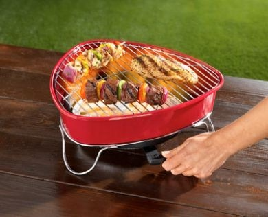 Flamedisk Portable Barbeque Eco-Friendly Cooker