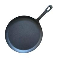 Flat Cast Iron Frying Pan Skillet