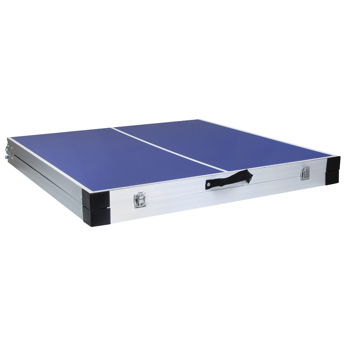 Foldable Table Tennis Table With Accessories Savvysurf Co Uk