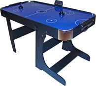 Folding Air Hockey Table 5'