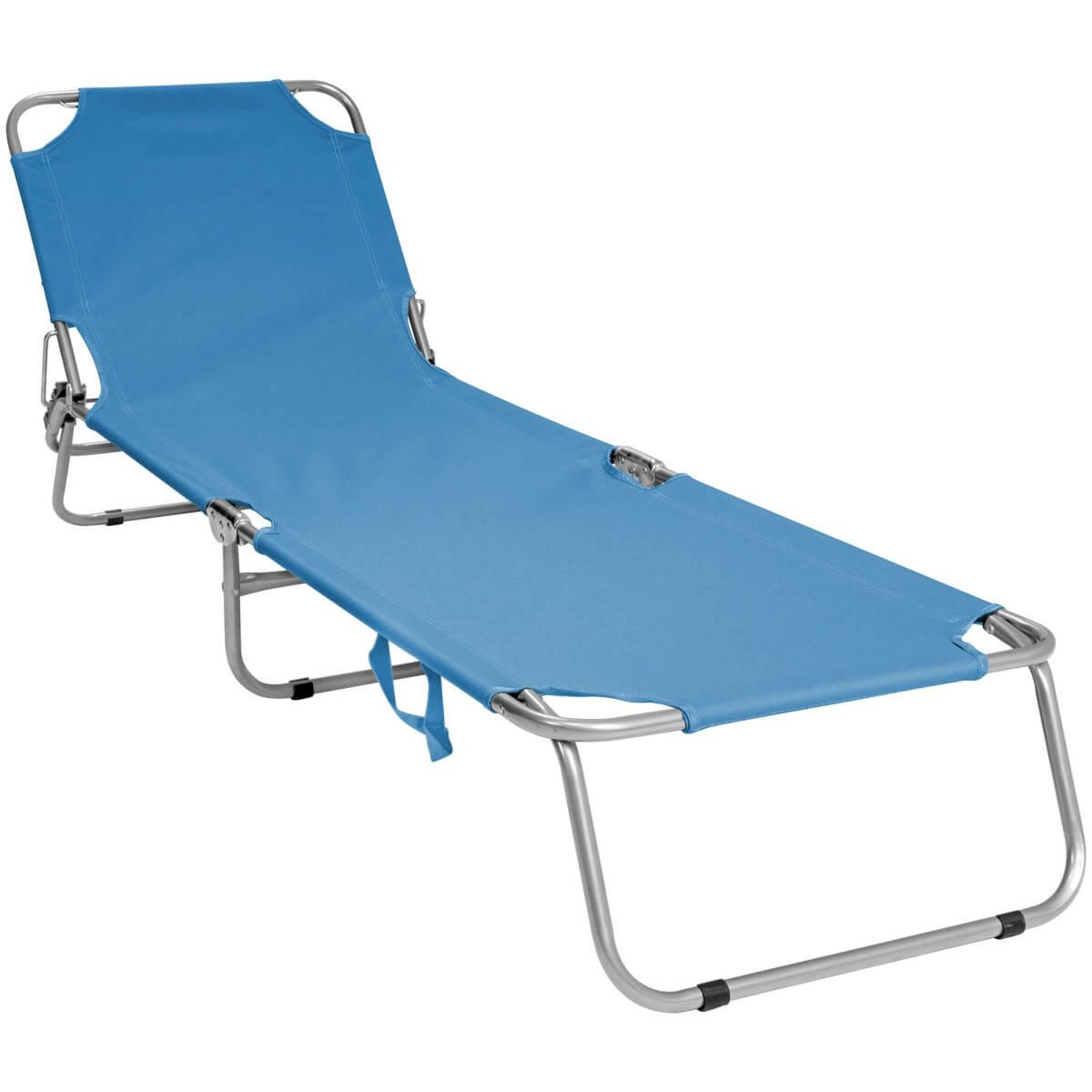 Folding Sun Lounger Available in 3 Colours
