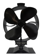 Four Blade Stove Fan