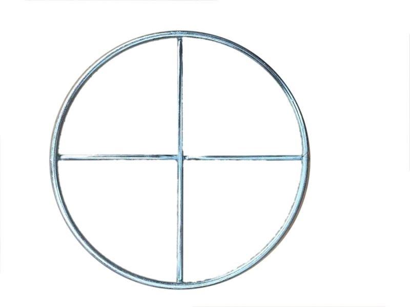 Galvanised Metal Trivet Work Top Saver