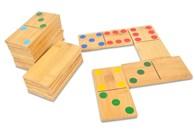 Giant Dominoes Wooden Family Garden Game