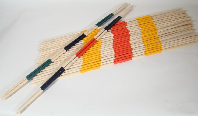 Giant Mikado Basic Wooden Garden Game