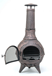Gourmet Cast Iron Chimenea Barbeque