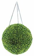 Hanging Buxus Ball Garden Topiary Various Sizes