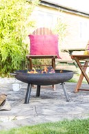 Heavy Duty Steel Fire Pit Various Sizes