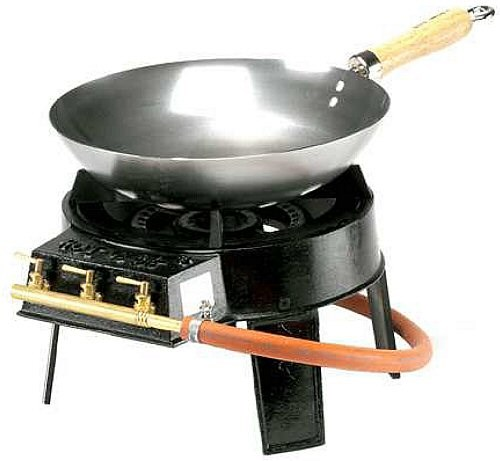 Hot Wok Pro 12KW Burner Set