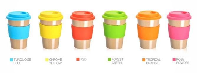 Husk Eco Friendly Travel Mug 6 Colours