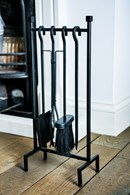 Iron Fireplace Companion Set