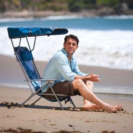 Kelsyus Beach Canopy Chair Camping Chair Savvysurf Co Uk