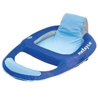 Kelsyus Floating Lounger Pool Beach Chair Water Lilo