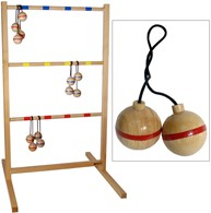 Ladder Game Outdoor Garden Games