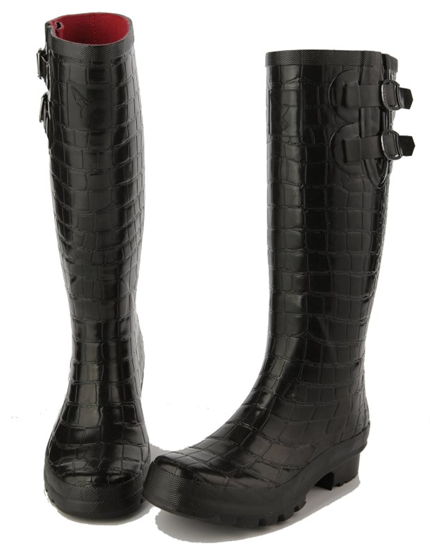 Evercreatures Ladies Wellies Niloticus