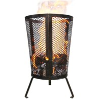 Large Garden Incinerator Garden Waste Patio Burner