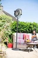 Large Halogen Garden Heater