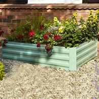 Large Raised Bed Planter Various Colours