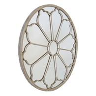 Large Round Garden Mirror