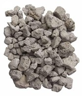 Lava rocks for protecting you chimenea - 4 litre bag