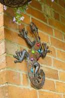Lizard Metal Wall Art Garden Decoration