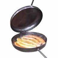 Long Handled Steel Pan