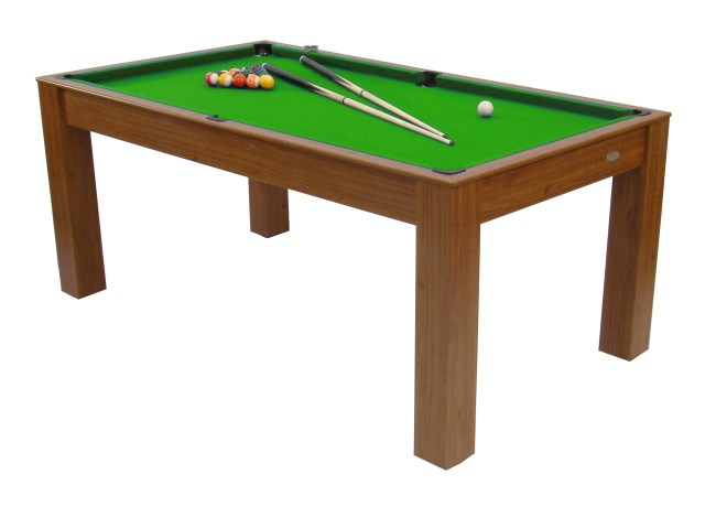 Mars Deluxe Combi Games Table Pool - Table Tennis and Dinner Table