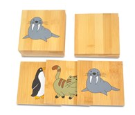 Bamboo Giant Memory Game