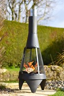 Mesh Steel Chimenea Various Sizes