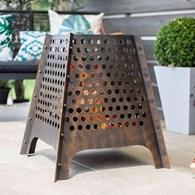 Modern Firepit Steel