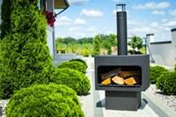 Modern Garden Fireplace Heater