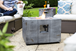Modern Gas Firepit with FREE Cover