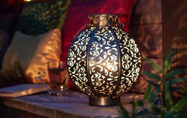 Moroccan Style Lantern 3 Sizes