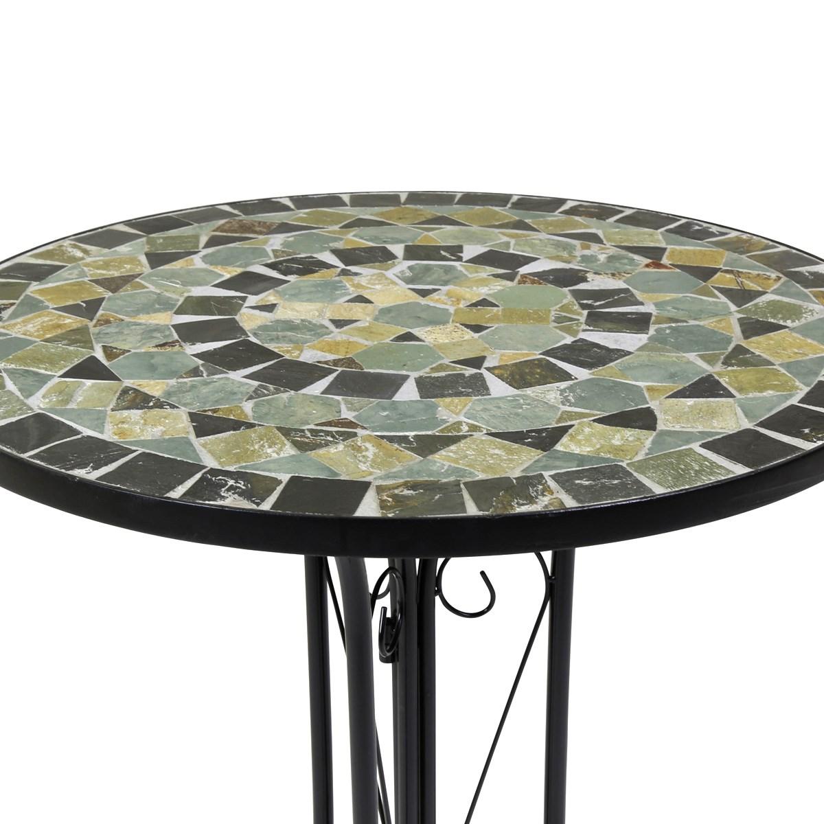 Mosaic Bistro Set Two Seater Savvysurf Co Uk