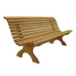 Nowy Targ Wooden Garden Bench