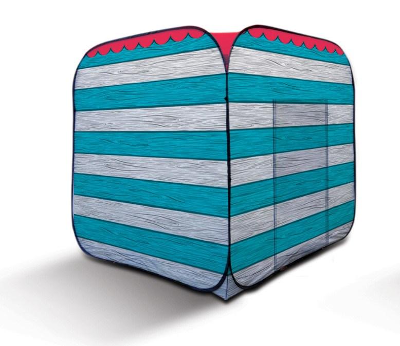 Olpro Beach Hut Wind Break Tents Various Colours