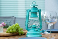 Original Feuerhand Storm Lamps in All Colours
