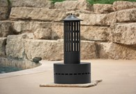 Outdoor Illumination Flame Tower