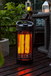 Outdoor Revolving Garden Heater