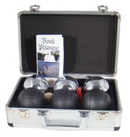 Petanque Alsace Boules Games In Case