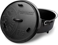 Petromax Dutch Oven with Legs FT6