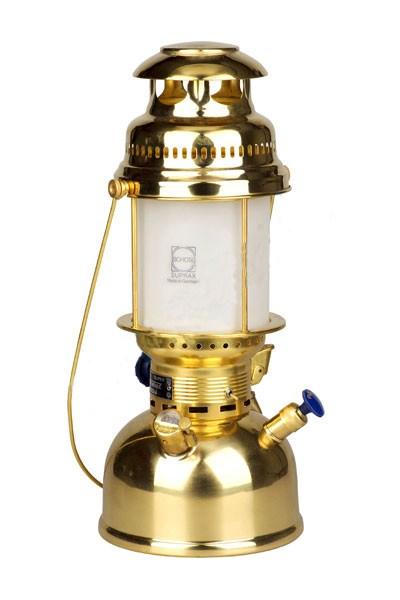 Petromax HK500 Electric Table Lamp Chrome Brass Or Matt