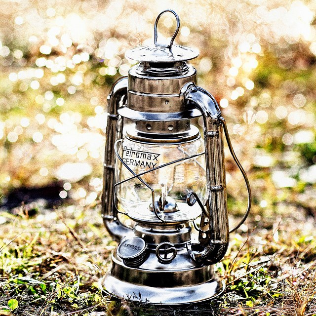 Petromax HL1 Storm Lantern