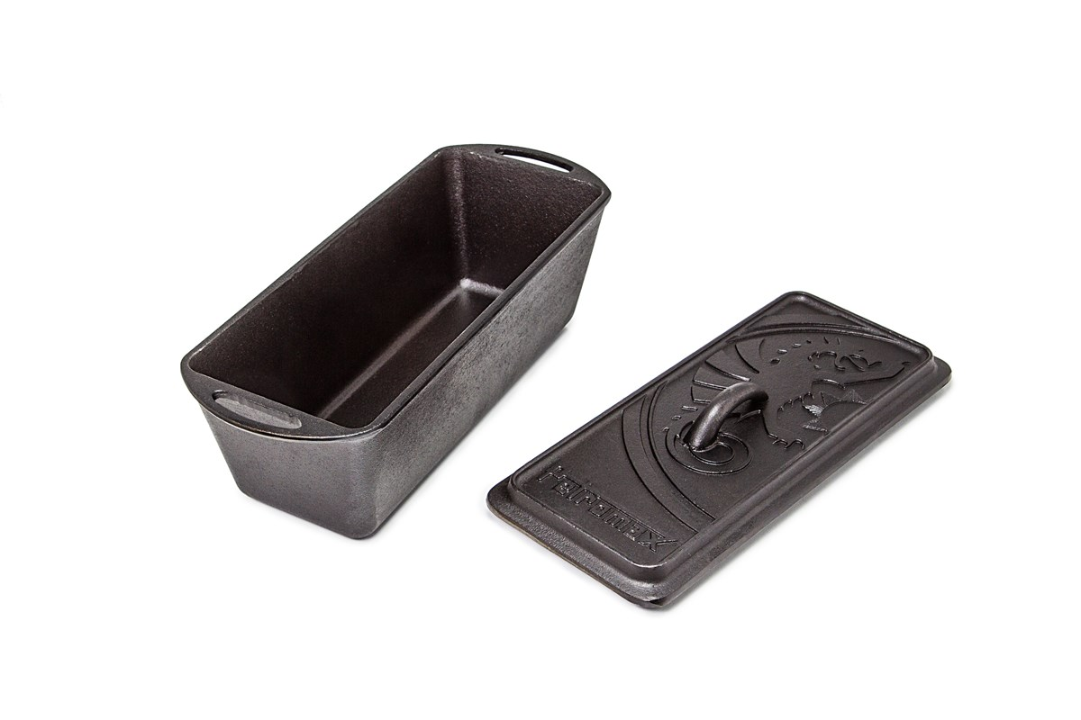 Petromax Solid Cast Iron Loaf Tin