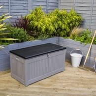 Plastic Garden Storage Box 270 Litre