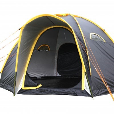 Pod Tent Maxi Social Camping 8 Man Extra Large Family Tent